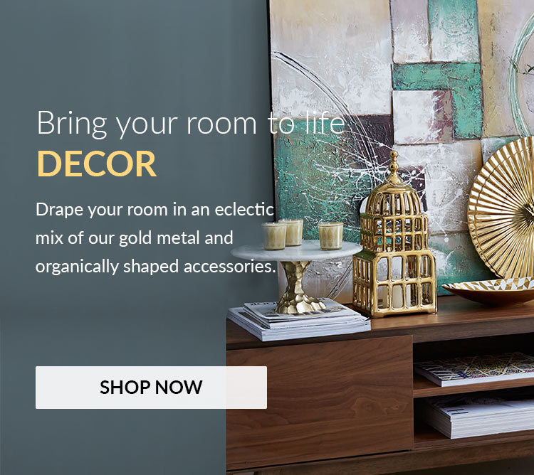 Décor & Furnishings - Lighting, Home Accessories | Home Centre UAE